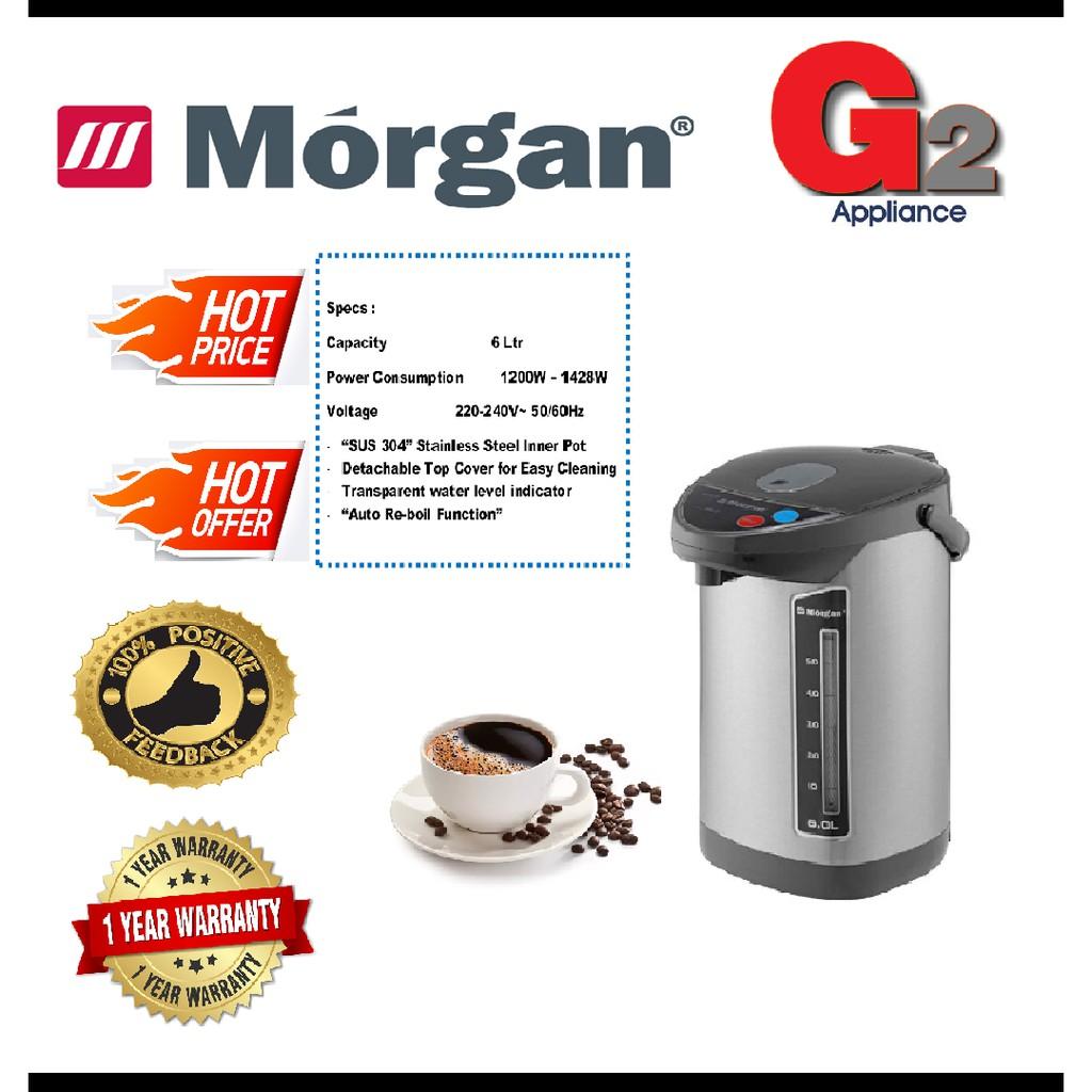 MORGAN THERMO POT MTP-263S 100% ORIGINAL (READY STOCK)