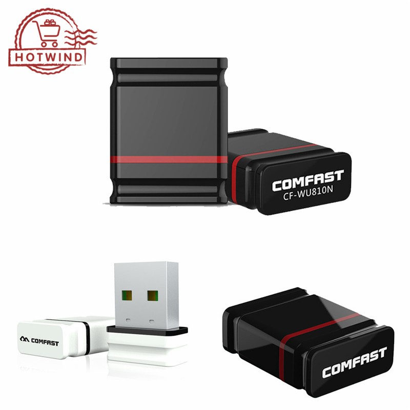 Comfast Mini 150 Mbps USB Wireless Wifi Network LAN Card Adapter 802.11n CFUS