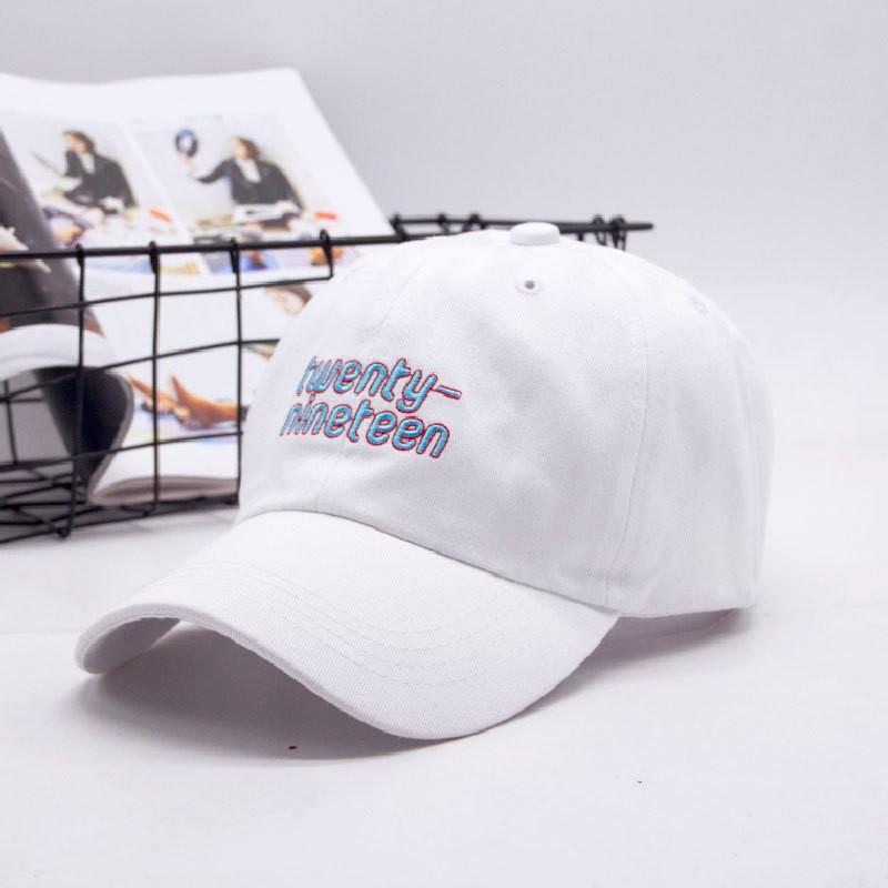 Men/'s Solid  Cowboy Baseball Cap  Spring  Summer Leisure Crook Soft Eaves Shade