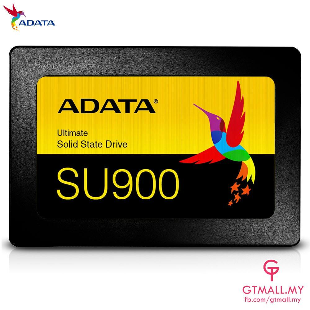 ADATA SU900 3D MLC - 256GB/512GB