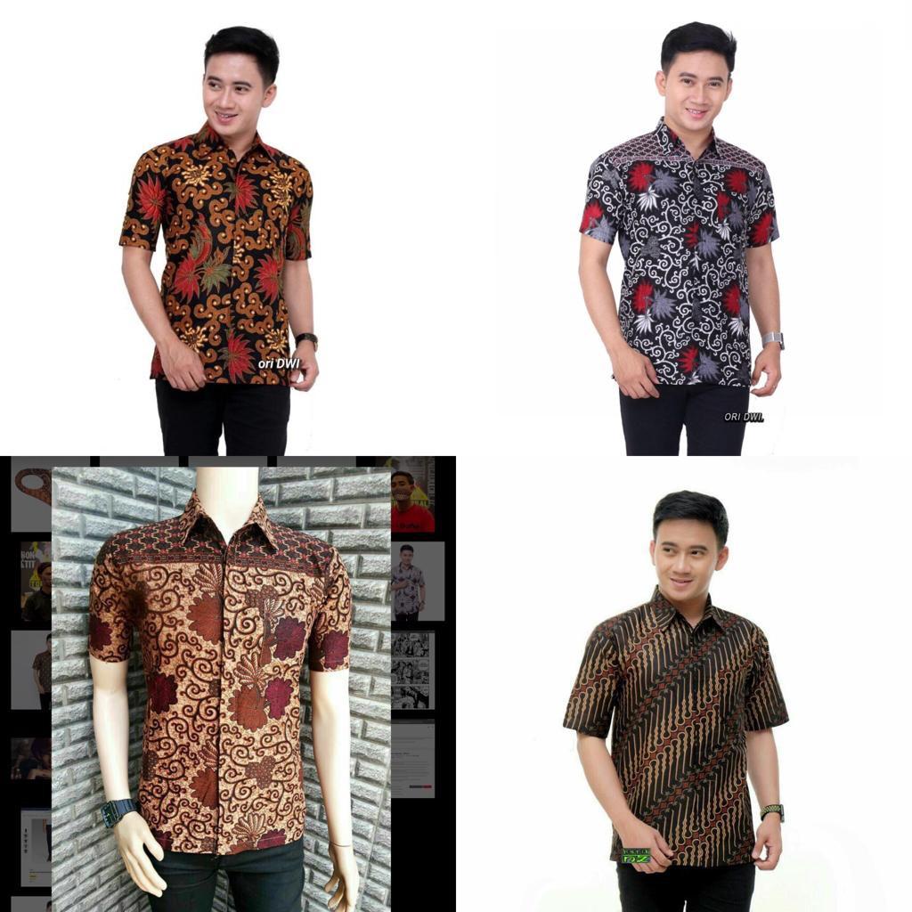 Kemeja Batik Cantik Ready Stocks!   Batik Shirts   Jawa Batik