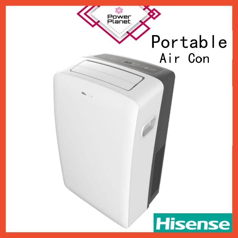 Hisense Portable Air Cond 1 0HP Water Full Indicator HAP-09JSN