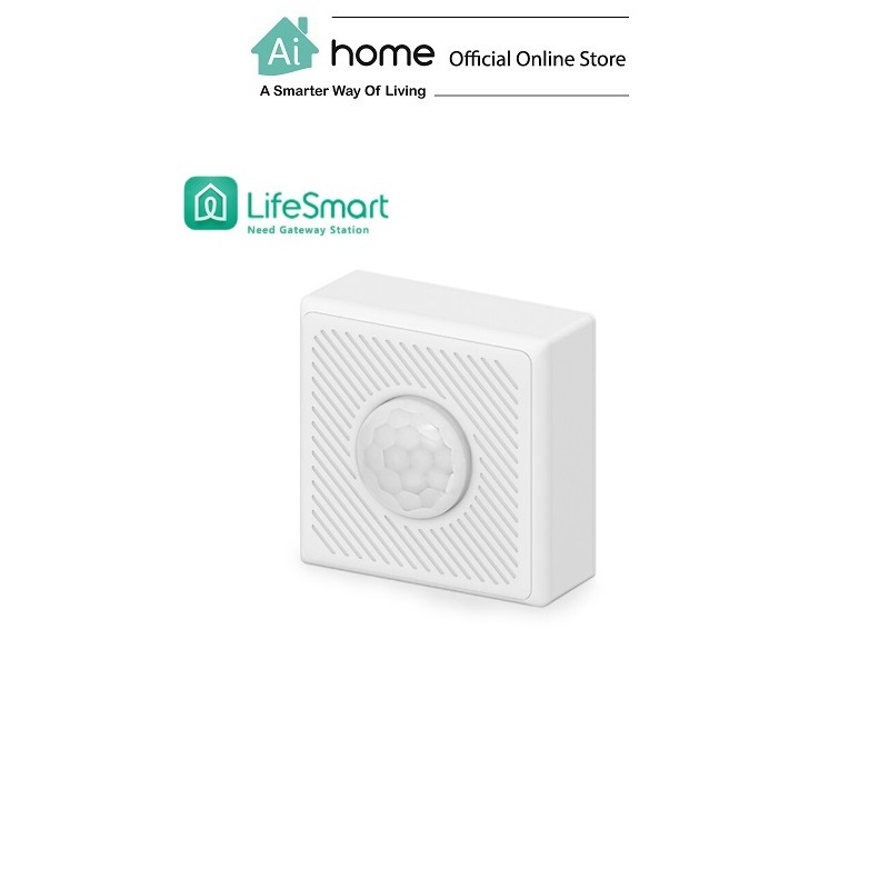 Lifesmart Wifi Motion Sensor [ Smart Sensor ] with 1 Year Malaysia Warranty [ Ai Home ]