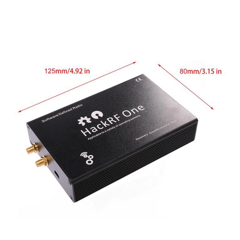 HackRF One 1MHz-6GHz SDR Platform Software Defined Radio