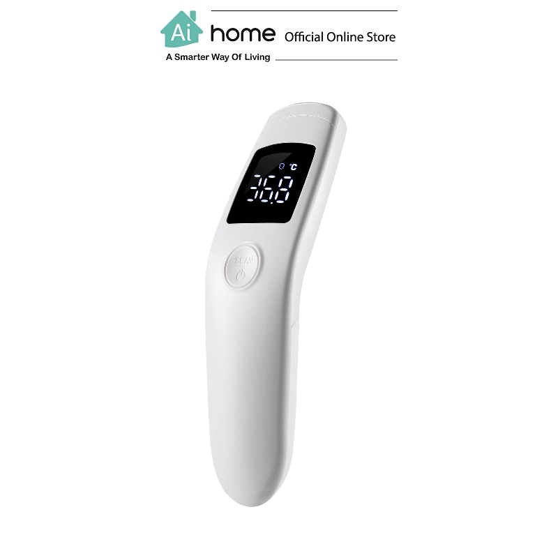 BBLOVE Infrared Thermometer AET-R1D2 [ Smart Care ] (White) with 1 Year Malaysia Warranty [ Ai Home ]