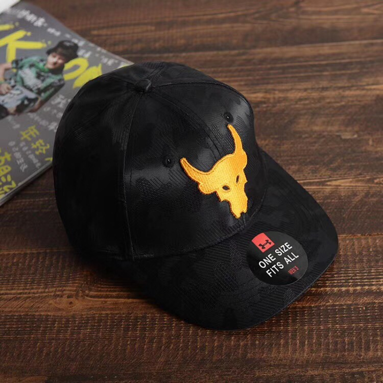 52cb3a482ce Under Armour UA X Project Rock Men Women Baseball Cap with adjustable strap