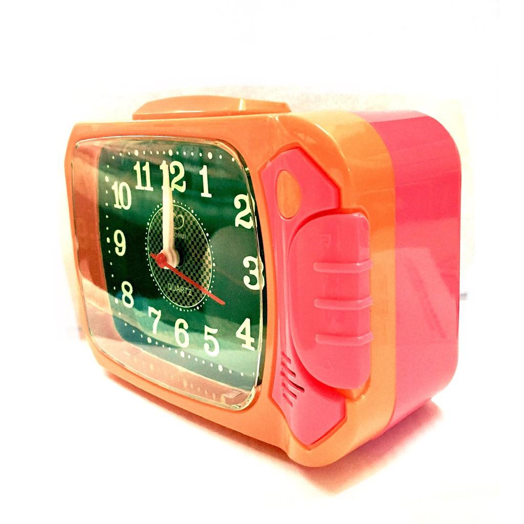 Globe Loud Sound Alarm Clock With Night Light BH 105G