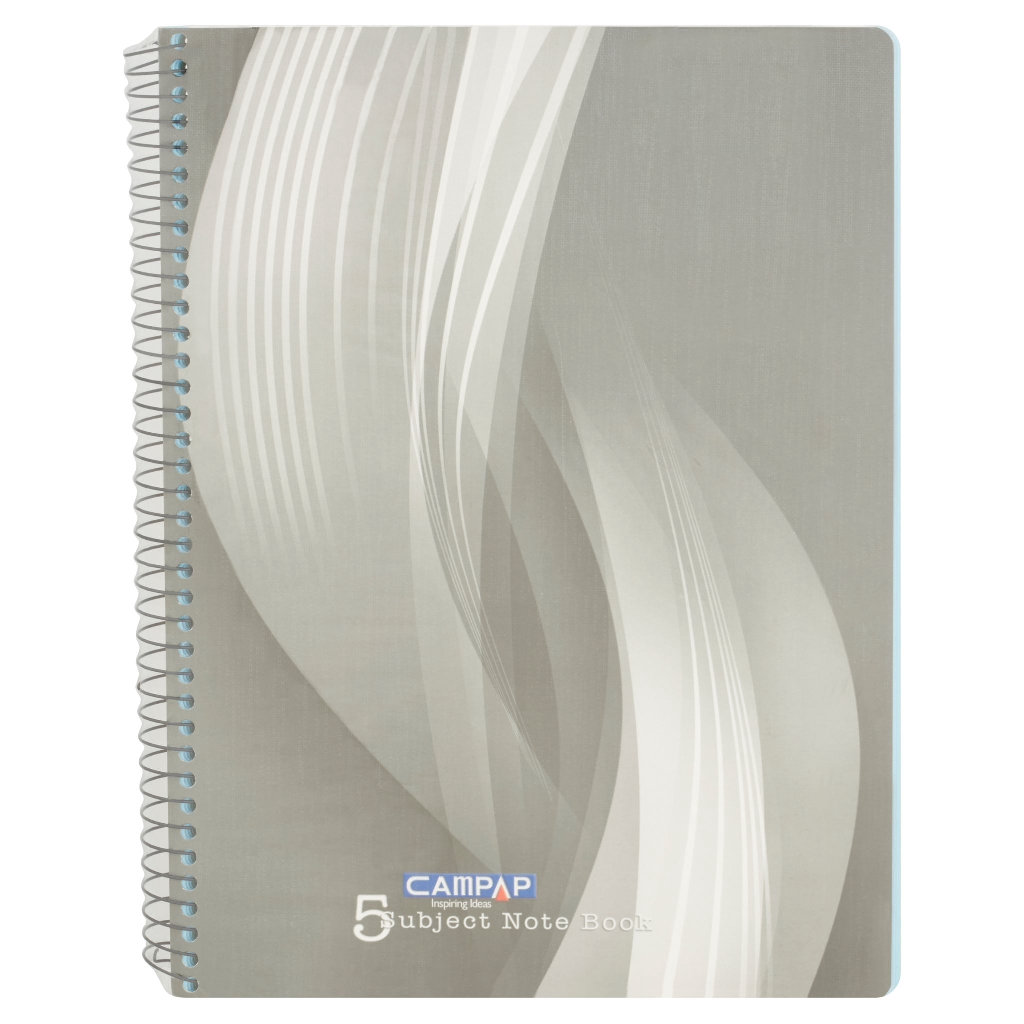 Campap 5 Subject A4 Note Book (60g x 160s)