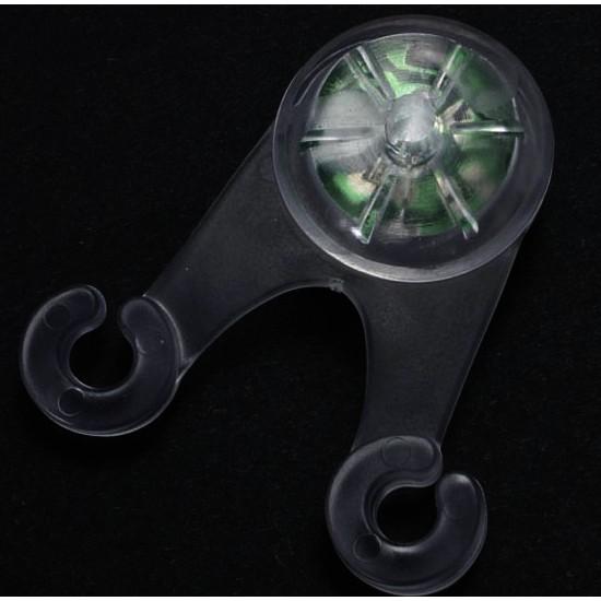 3 Modes LED Bicycle Bike Safety Light Seat Rear Tail Flashing Light SH-080