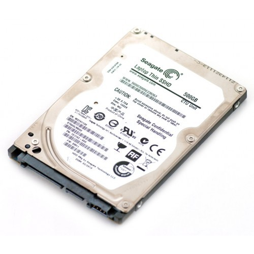 Seagate ST500LM000 500GB 5400 RPM SATA 6 0Gb/s 2 5 Laptop Thin SSHD