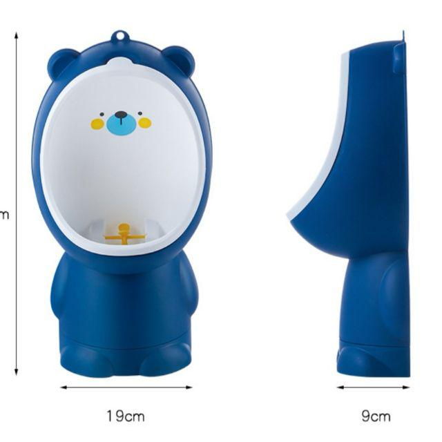 [ READY STOCK ]  Portable Baby Boy Bear Potty Toilet Training Children Stand Vertical Urinal Urine Budak Jualan Murah Kid