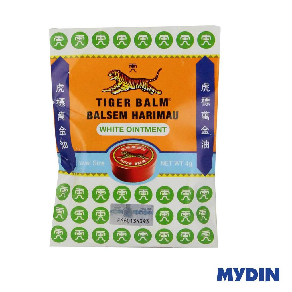 Tiger Balm White Ointment   (4g)