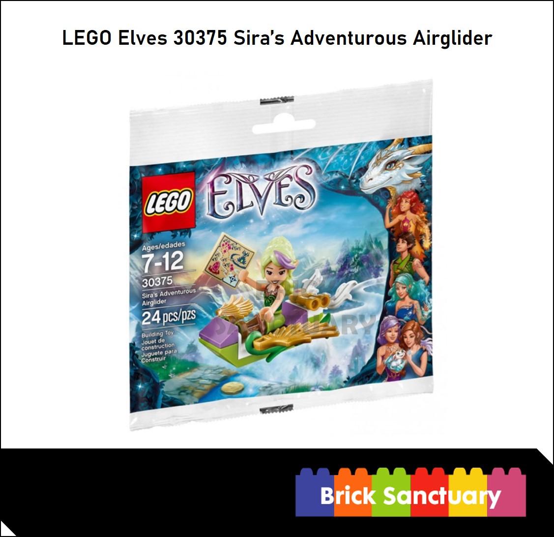 LEGO 30375 : Elves Sira's Adventurous Airglider