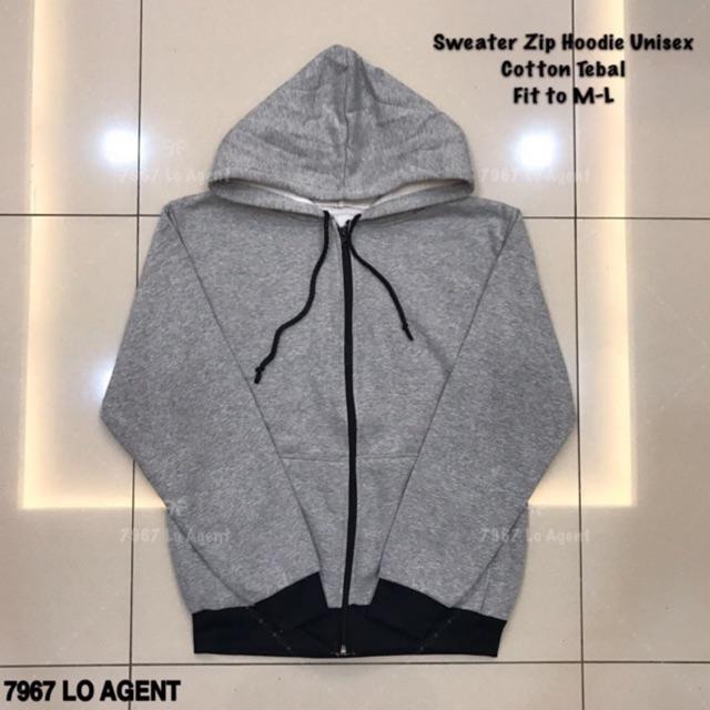 Sweater Hoodie Unisex