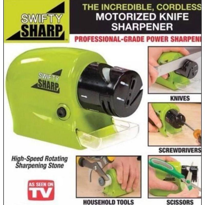 Knife Sharpener Edge Of Glory Tungsten Steel Teeth As Seen On Tv Handsome Appearance Home & Garden