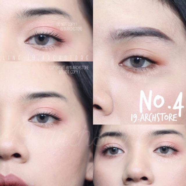 No.4 รุ่นตาหวาน ขนาด14.0 สายต