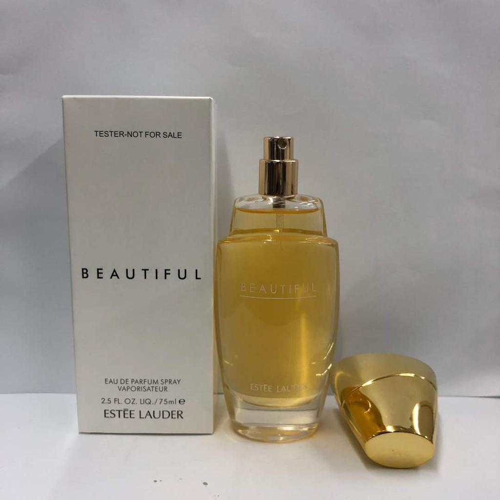 Estee Lauder Beautiful Tester Box Shopee Malaysia Women 75ml