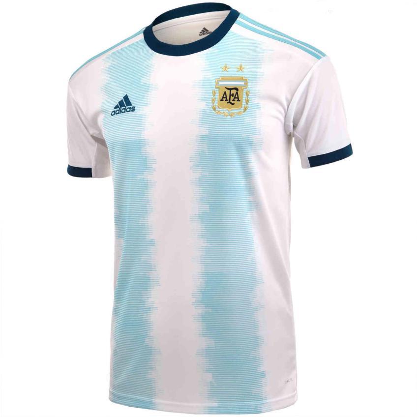 pretty nice 0b129 b5194 Argentina 2019 Copa America Home Jersey Kit | Shopee Malaysia