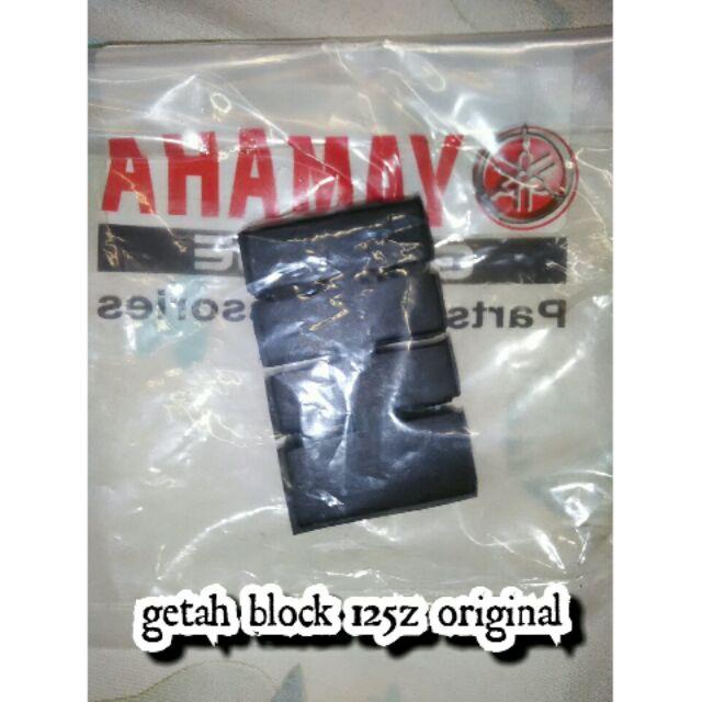 Getah block 125zr original 100%