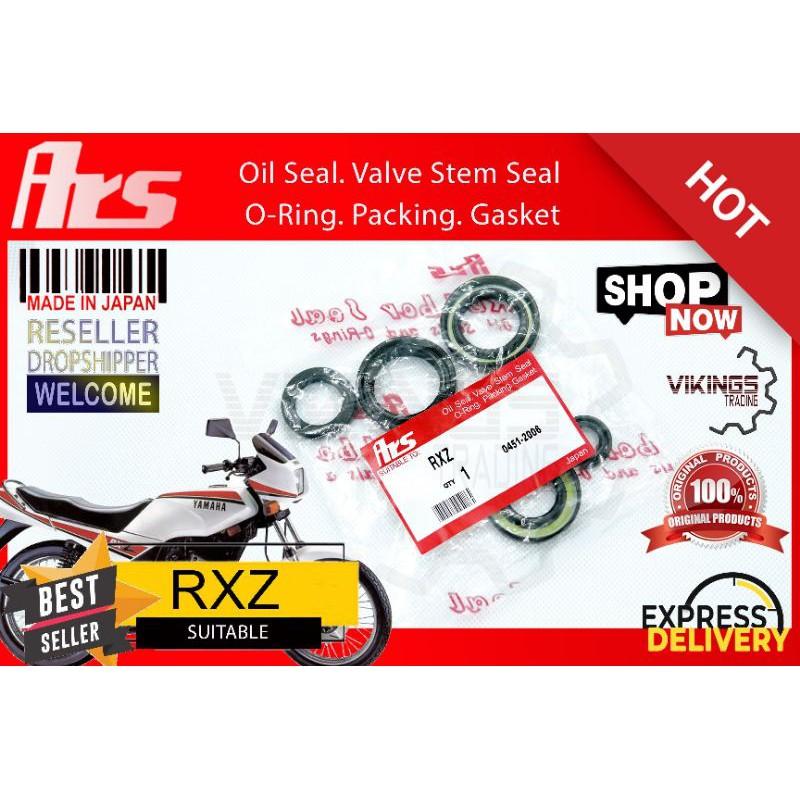 RXZ 135 100% Original authentic JAPAN ARS oil seal set RXZ 135