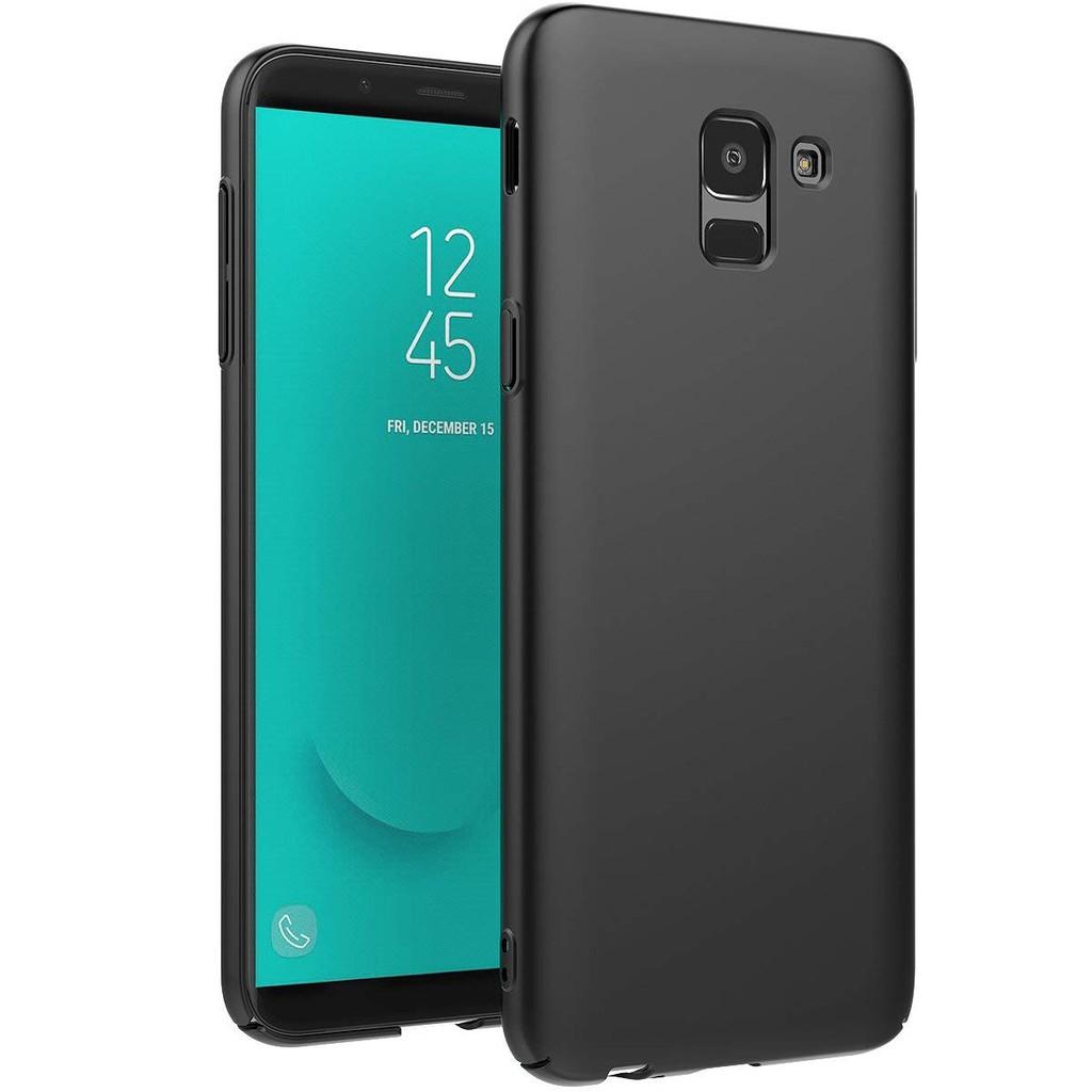 Samsung Galaxy J3 J4 J6 J7 J8 2018 Case Clear Smart View Flip Stand