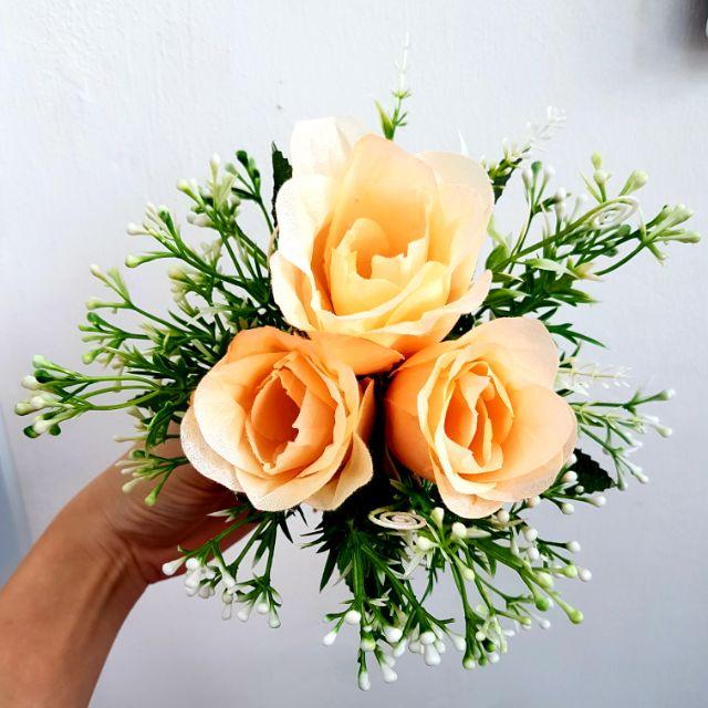 💐🌷 Bunga Tangan Bajet Rose (1 jambak) 🌸💐