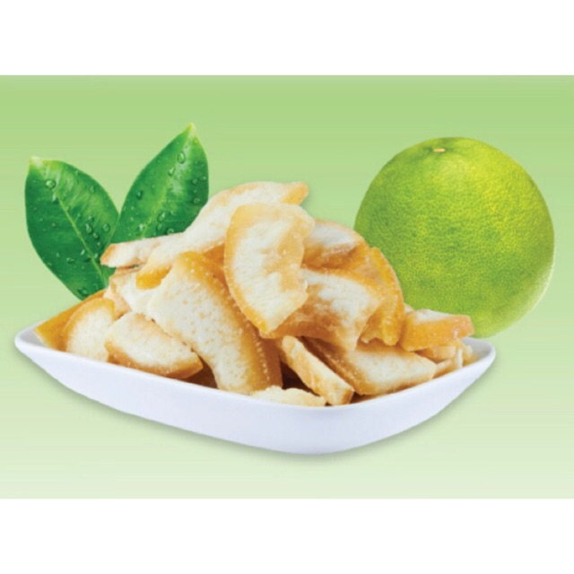 Signature Market Dried Pomelo Rind (With Pith)80g