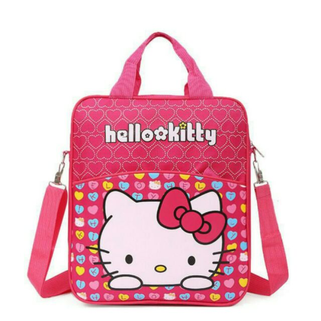 753be75834 JMALL  2 Colours to Choose  Hello Kitty Sling Bag Shopping Casual Bag