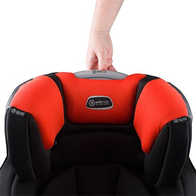 Evenflo: SafeMax All - In - One Convertible Car Seat