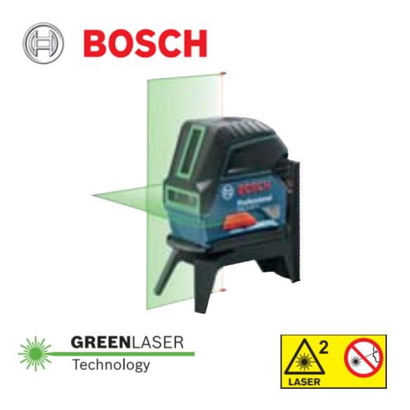 BOSCH COMBI LASER GCL 2-15 G (GREEN LASER)