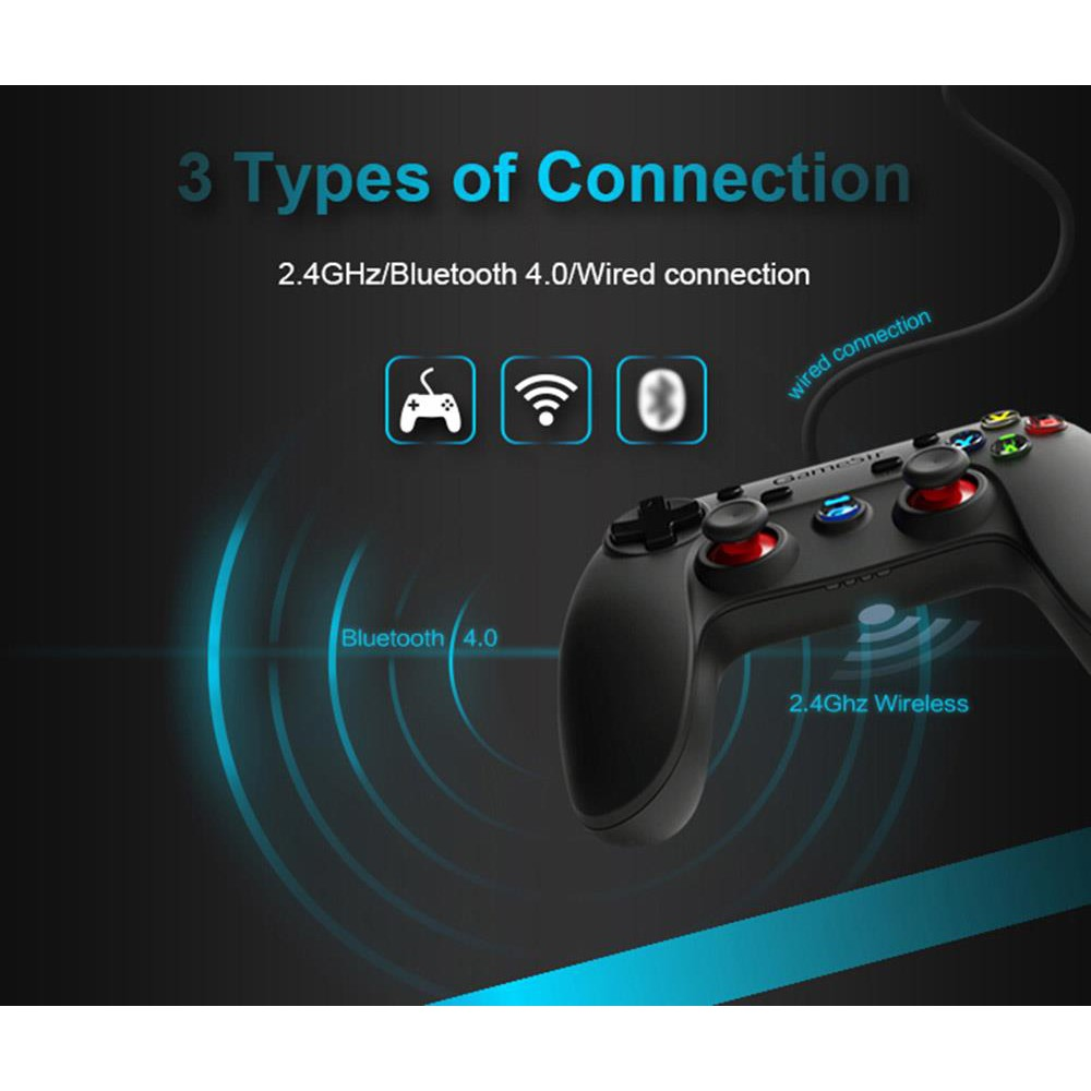GameSir G3s Enhanced Edition Wireless Gamepad for iOS/Android ...