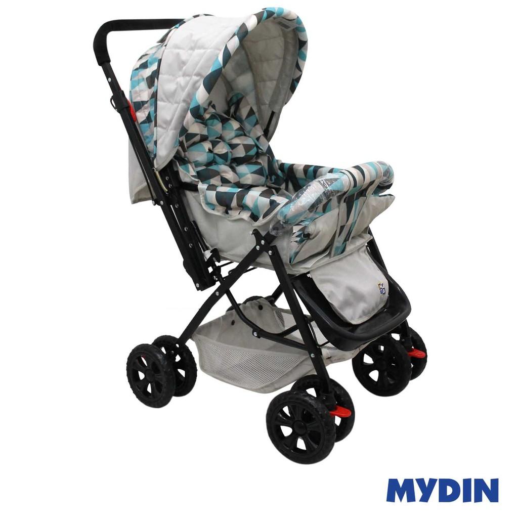 MYBB Baby Stroller Blue - 0419FLSXE01A