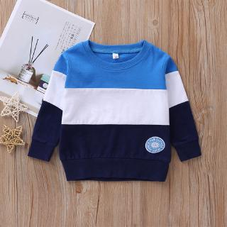 c48510e8742 Pure Cotton Tee Autumn Winter Kids Sweatshirt Tops Long Sleeve T ...
