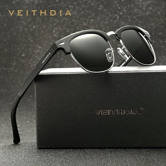 c826edbe44 VEITHDIA Men s Polarized Eyewear Accessories 3088