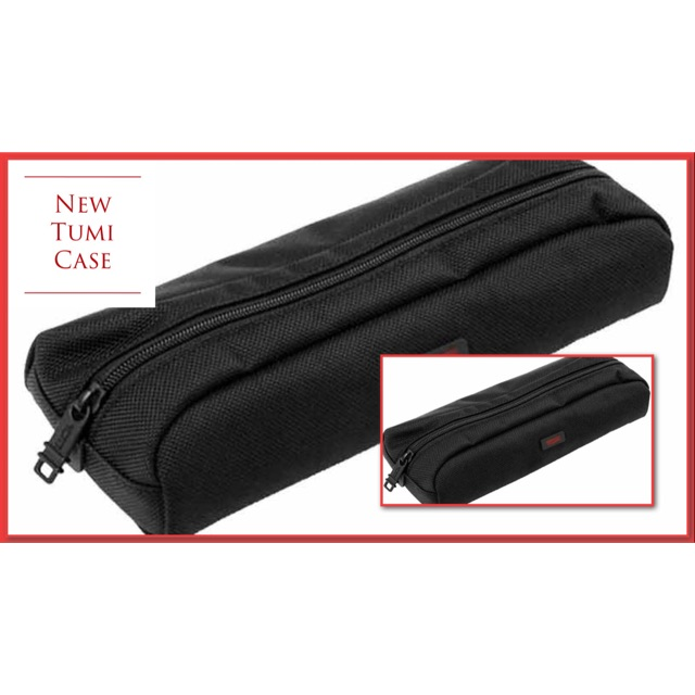 huge selection of 682da af82a READY STOCK. TUMI ALPHA CASE. Exclusive Pencil or Laptop Cable Bag.