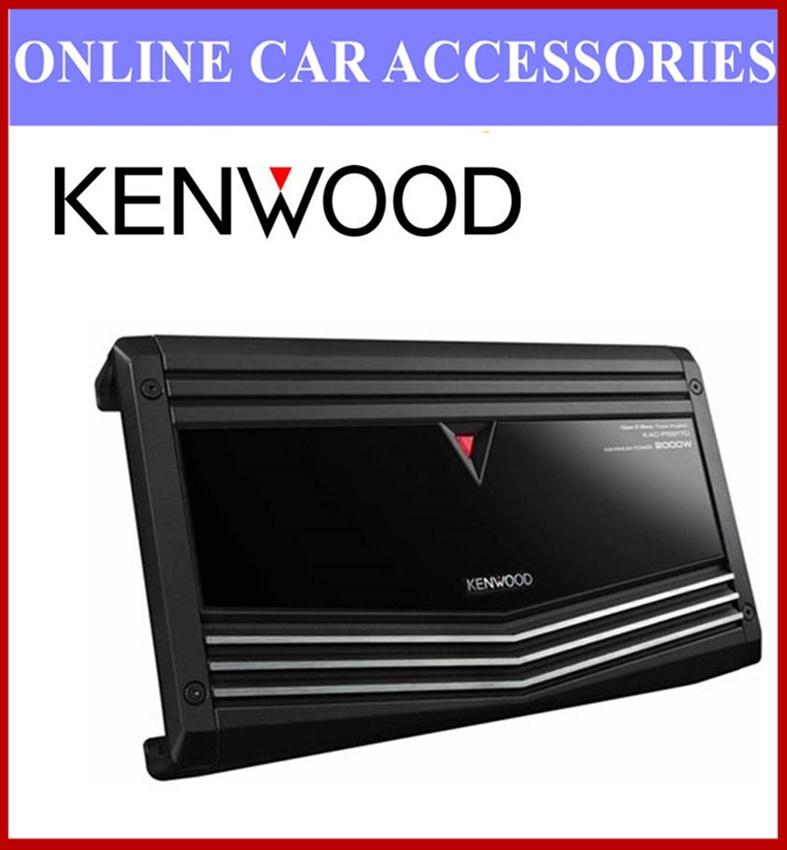 Kenwood KAC-8106D 1000W Mono Block Car Amplifier
