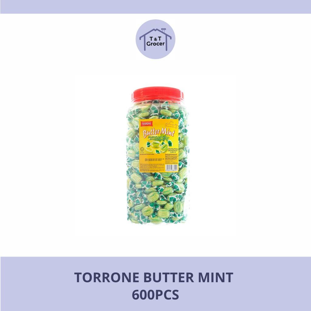 Torrone 600pcs (Barley/ Butter/ Choco/ Cool/ Top Orange)