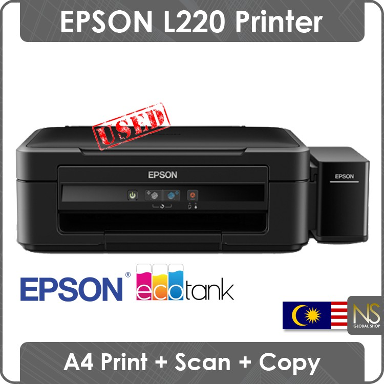 Epson L220 All-In-One Eco Tank Printer