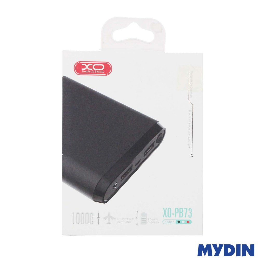 XO Powerbank 10000Mah With Led Lamp PB73