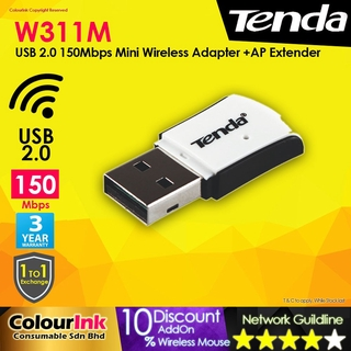 Tenda w311m driver windows 7 free download