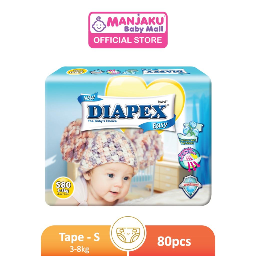 Diapex Easy Wonder Tape Mega Pack - S/M/L/XL/XXL