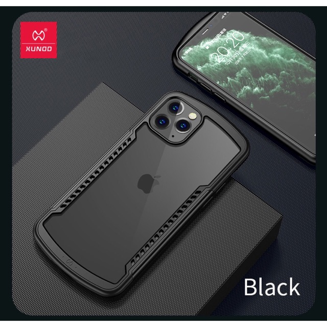 Xundd Case For iPhone 11 iphone11 pro Shockproof Phone Case Bumper Phone Cover Game Coque Case For iphone 11 pro Max