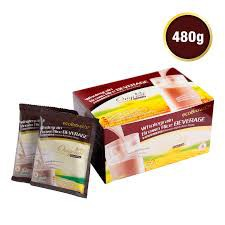 EcoBrown Brown Rice Beverage Original Flavour 16 sachets - BUY 2 FREE 250g Ecobrown Steamed Rice!!