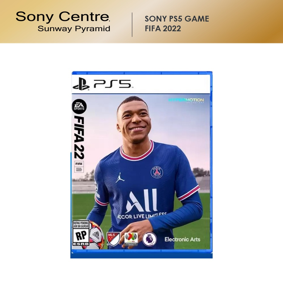 SONY PS5 GAME FIFA 22 FIFA 2022