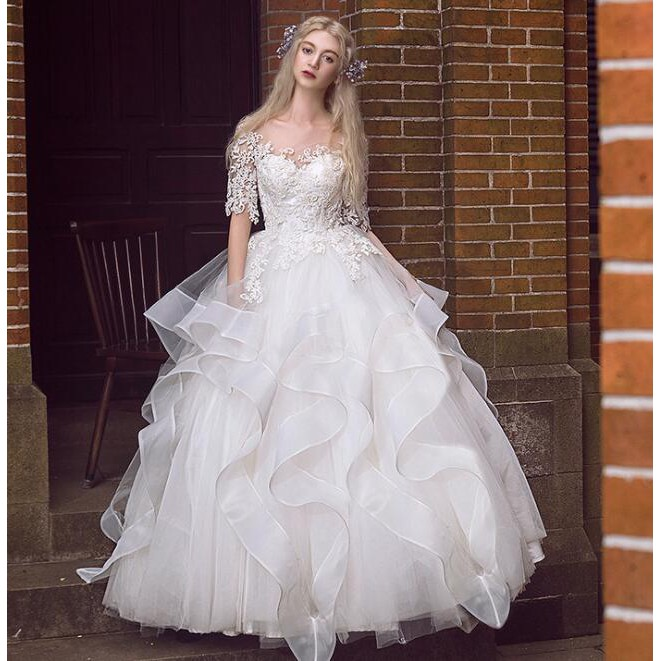 9f1e39a07114 wedding dress - Prices and Promotions - Jan 2019