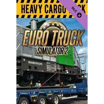Euro Truck Simulator 2 - Heavy Cargo Pack Steam Key GLOBAL