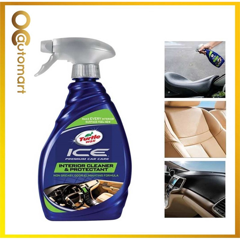 TURTLE WAX ICE ALL-IN-ONE INTERIOR CLEANER & PROTECTANT