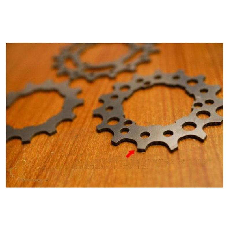 Cassette Titanium Sprocket Cogl For Brompton re-equip 2-3 speeds Folding Bike