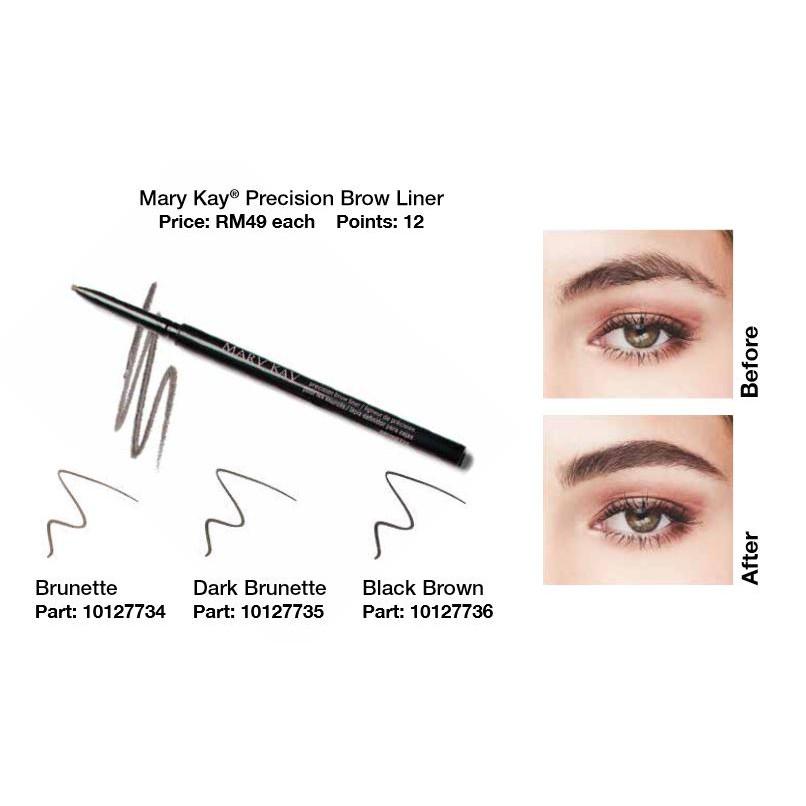 04cd764a914 Mary Kay ® Precision Brow Liner   Shopee Malaysia