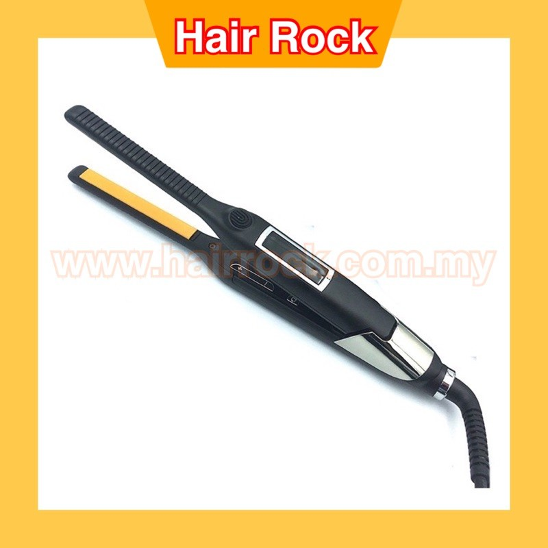 Titanium 2 in 1 Hair Straightener 450F Flat Ion